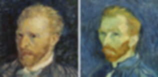 van Gogh was a master of the self-portrait | Images courtesy of Tate as part of its Van Gogh and Britain exhibition
