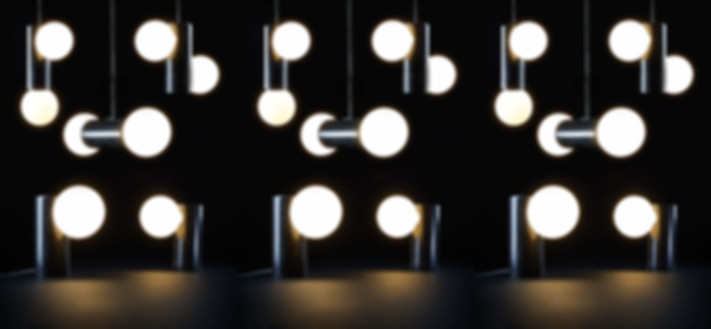 The Domino Lighting Collection