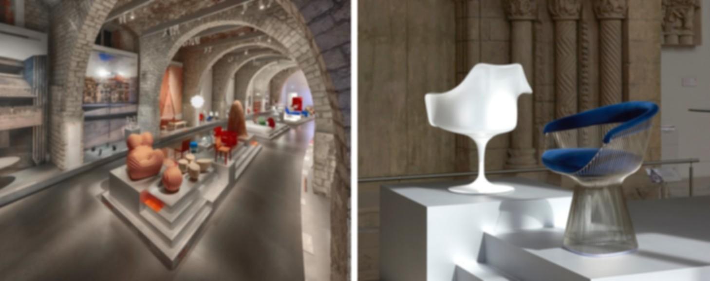 Le mobilier d'Architectes 1960-2020