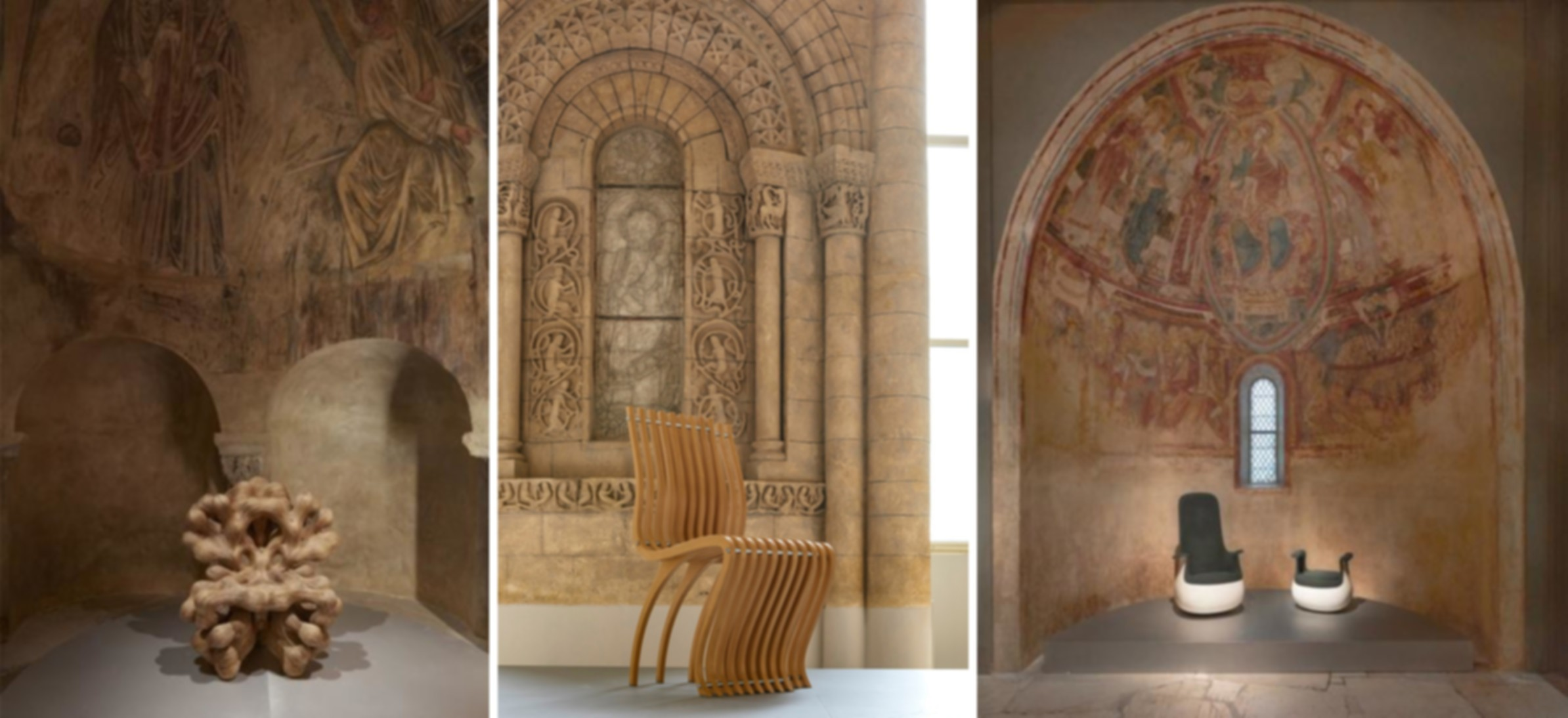 Le mobilier d'Architectes 1960-2020   Images courtesy of Denys Vinson & La Croix