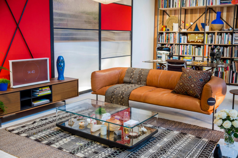 Rondo Sofa at The Conran Shop Chelsea