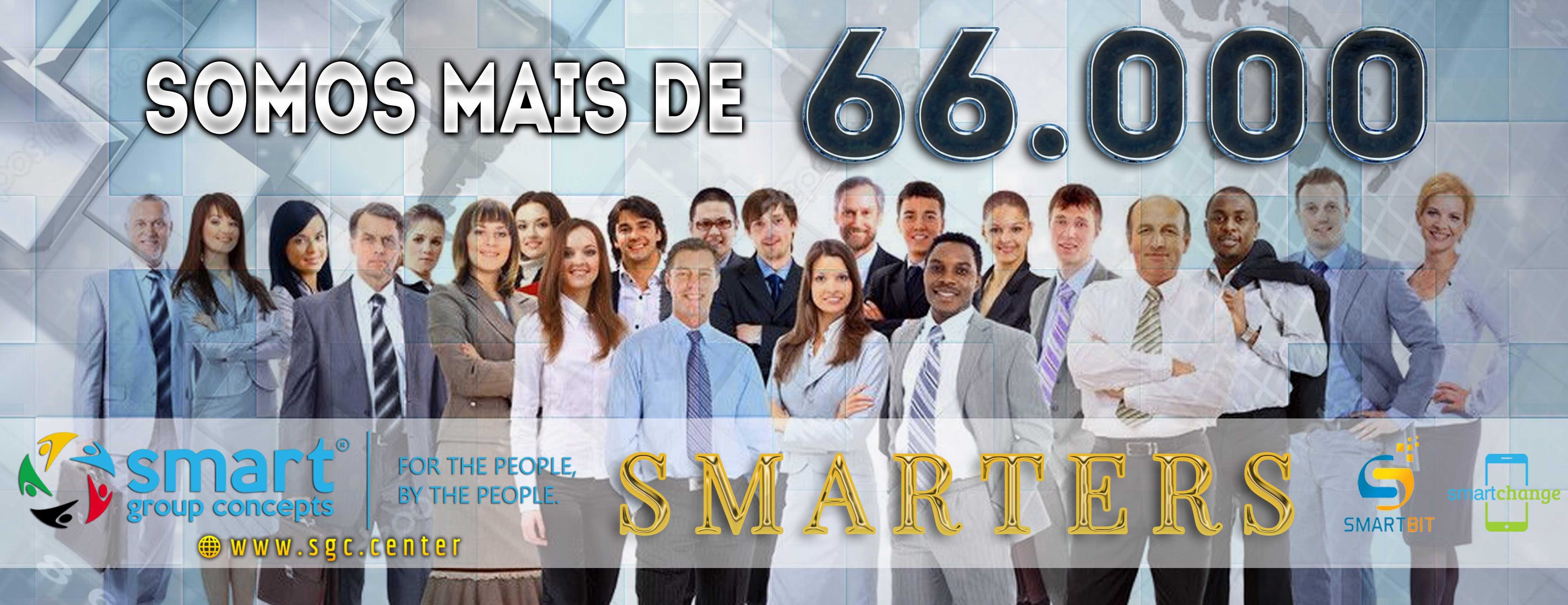 66 mil Smaters