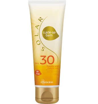 Cuide-se Bem Solar Protetor Facial Fps30 50g