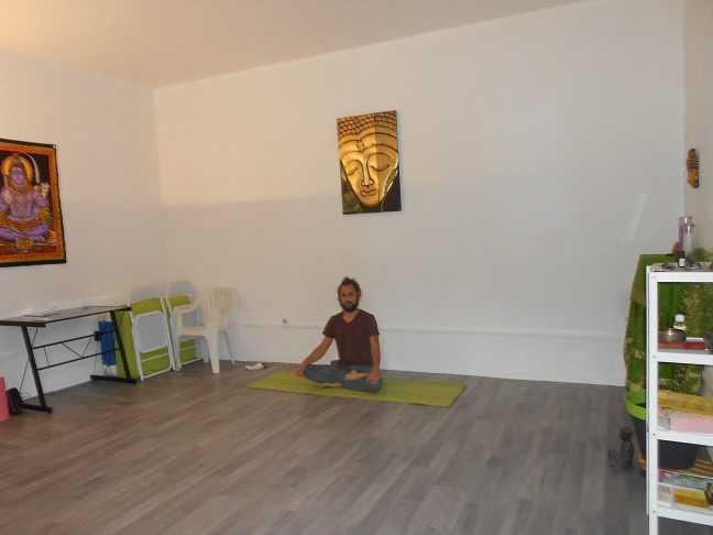 Cours de Hatha Kriya Yoga