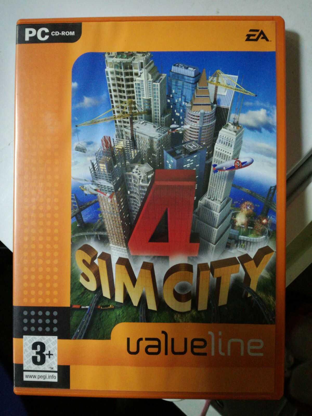 Jogo de PC - Sim City 4
