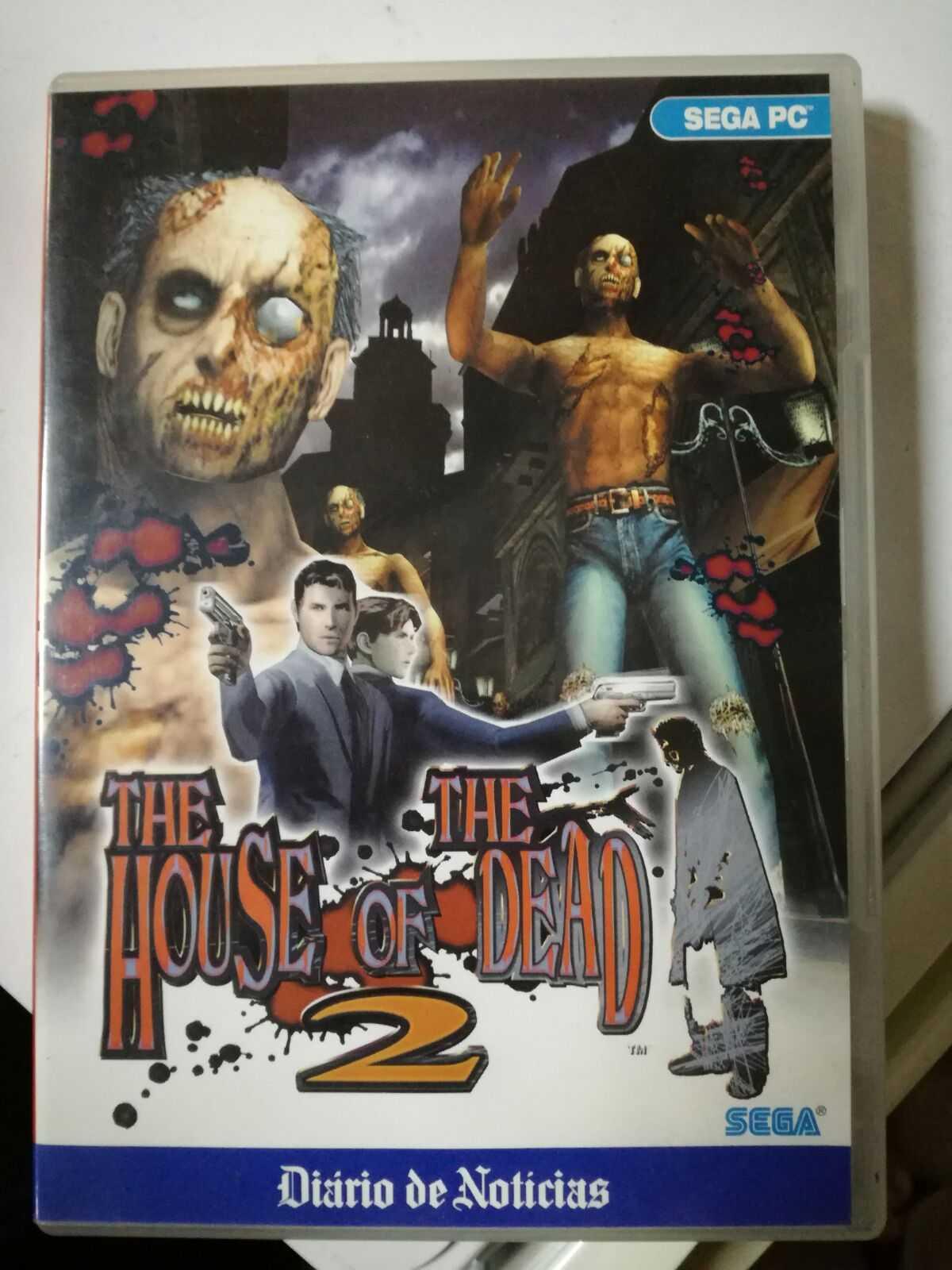 Jogo de PC - The House of the Dead 2