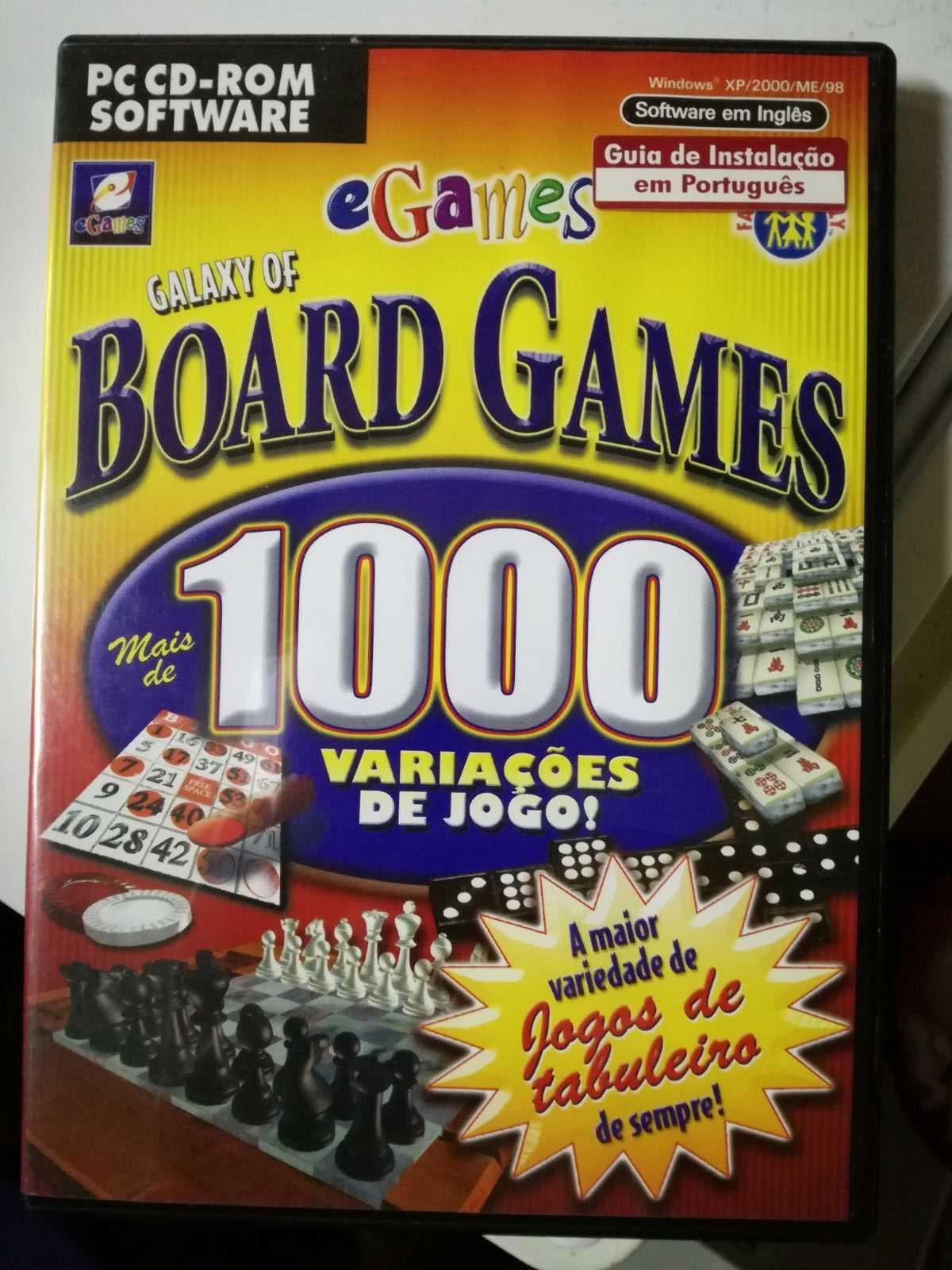 Jogo de PC - Galaxy of Board Games