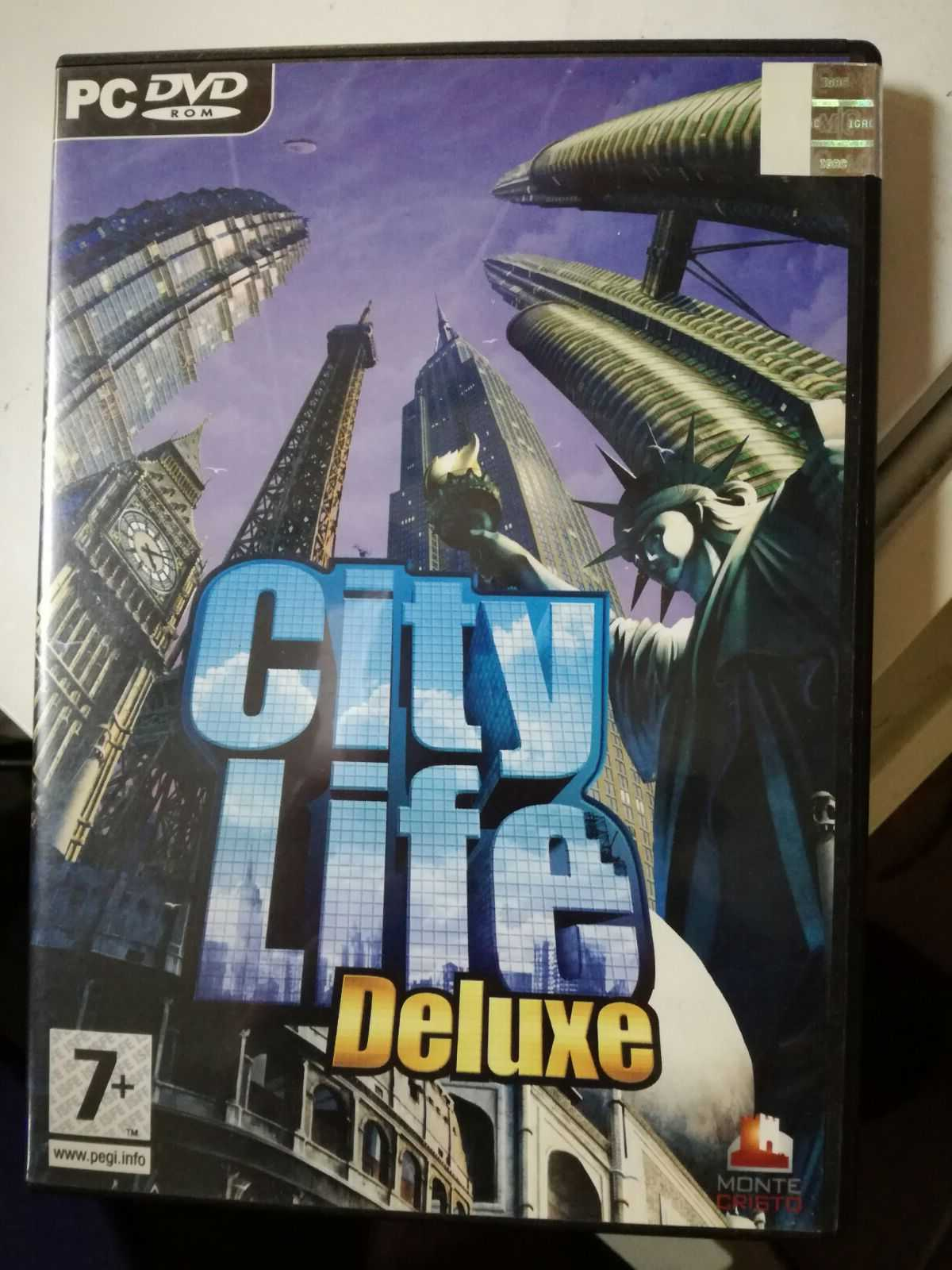 Jogo de PC - City Life Deluxe