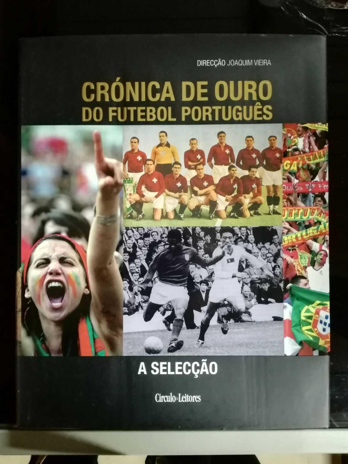 Crónica de Ouro do Futebol Português