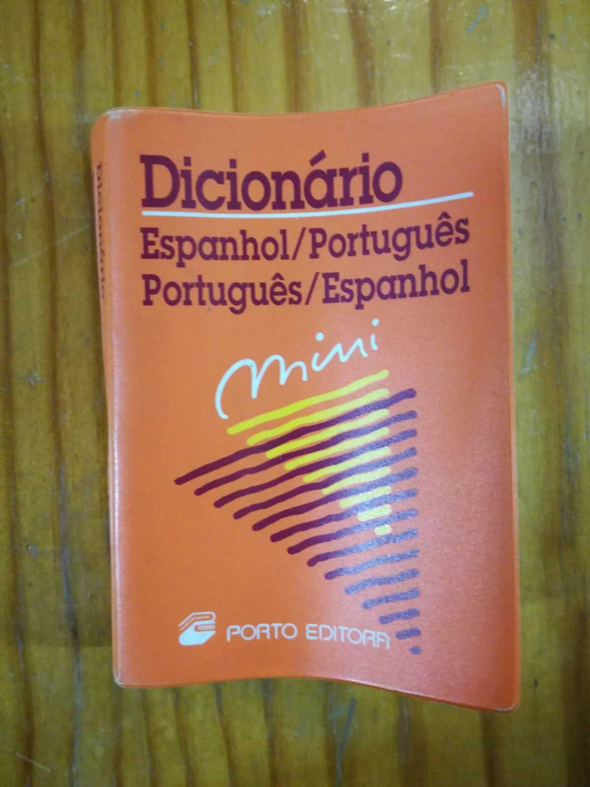 Dicionário Mini Espanhol/Português Português/Espanhol