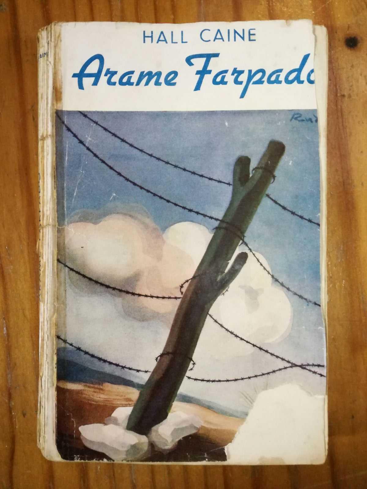Livro Arame Farpado