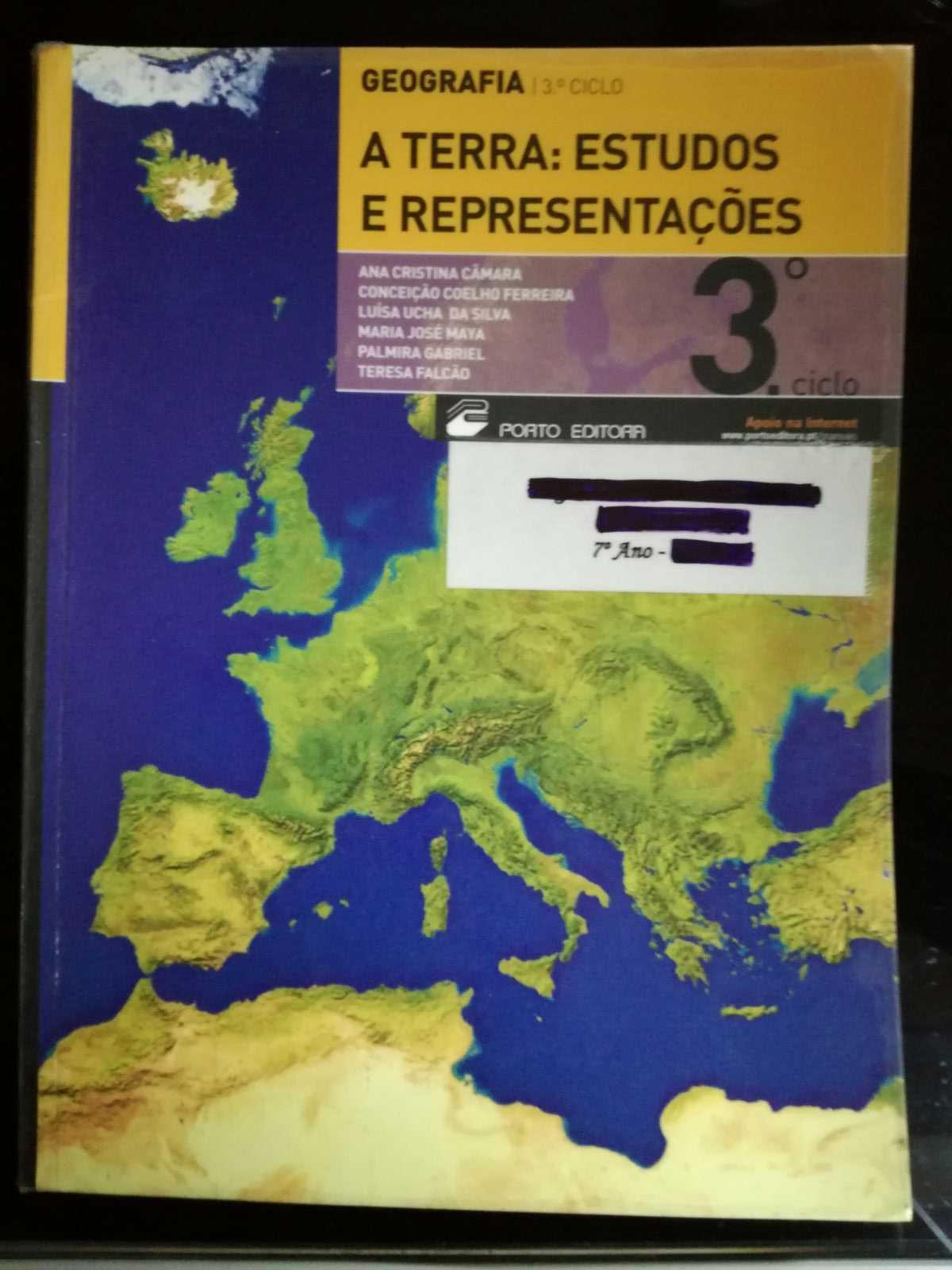 Geografia - 3º Ciclo - A Terra: Estudos e Representações