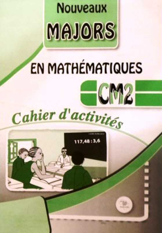 Livet Majors en Maths CM2