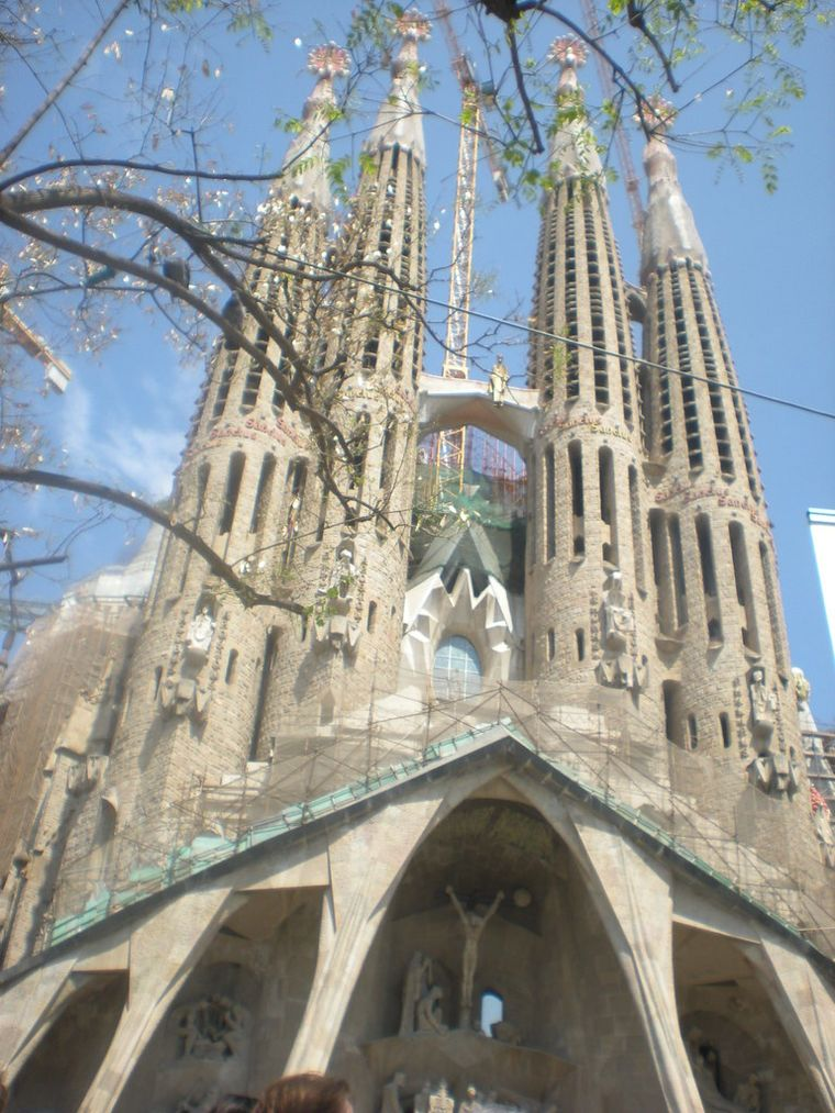 La Sagrada Familia By Iclass314 On Emaze