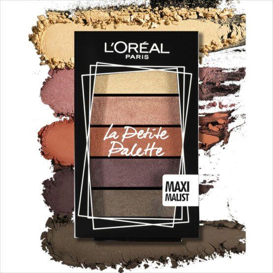 L'Oreal La Petite szemhéjfesték paletta