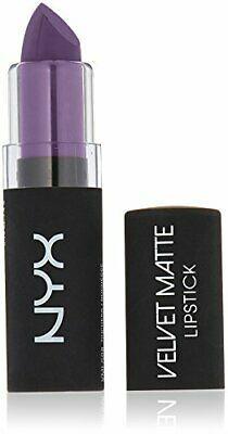 NYX Velvet Matte rúzs – 09 Violet Voltage