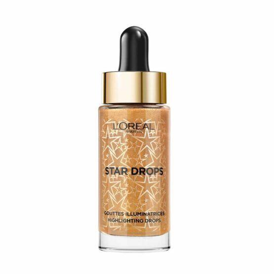 L'Oréal Star Drop folyékony, pipettás highlighter