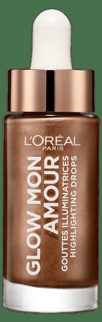 L'Oréal Glow Mon Amour folyékony, pipettás highlighter