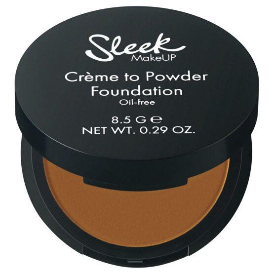 Sleek Créme to Powder kompakt alapozó krém SPF 15 – Number 15