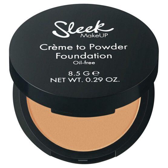 Sleek Créme to Powder kompakt alapozó krém SPF 15 – Number 07