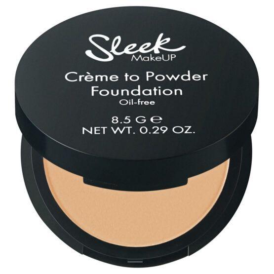 Sleek Créme to Powder kompakt alapozó krém SPF 15 – Number 03