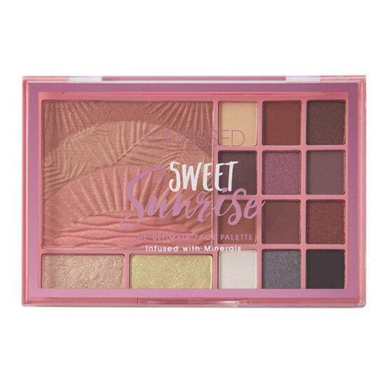 Sunkissed Sweet Sunrise paletta