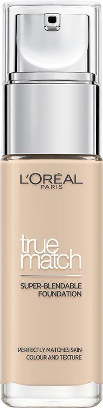 L'Oreal True Match Super Blendable alapozó – 0.5.N Porcelain