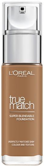 L'Oreal True Match Super Blendable alapozó – 8.R/8C Nut Brown