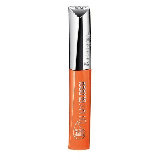 Rimmel Oh My Gloss! szájfény – 600 Orange Mode