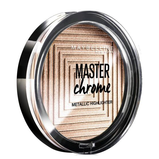 Maybelline Master Chrome Metallic bronzosító Highlighter – 150 Molten Bronze