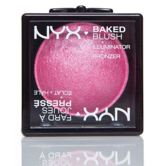 NYX arcpirosító – 03 Pink Fetish