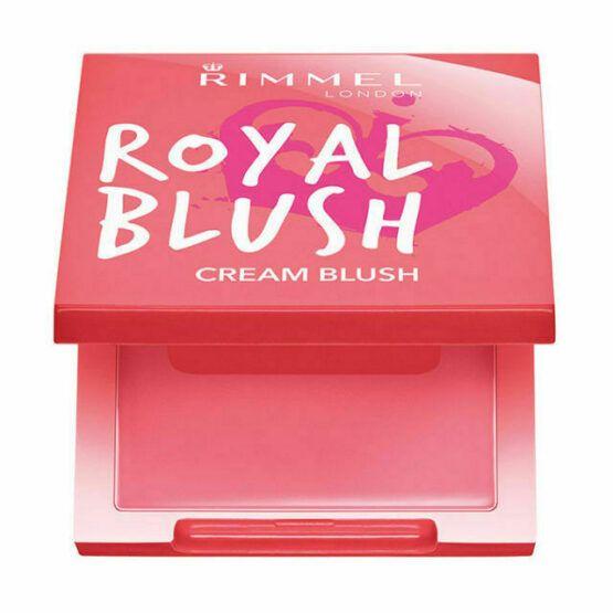 Rimmel Royal Blush Cream pirosító – 002 Majestic Pink