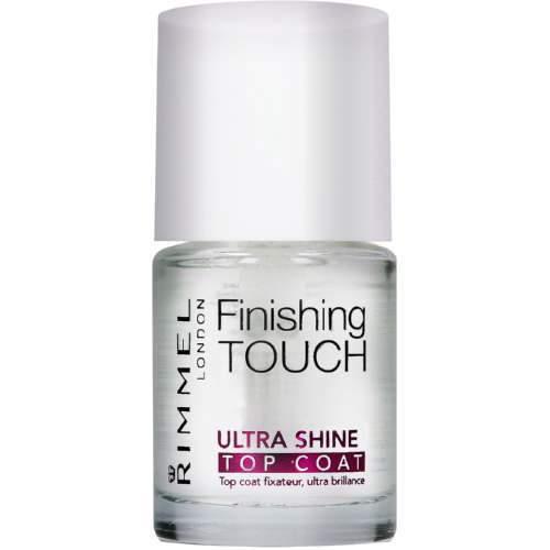 Rimmel Finishing Touch Ultra Shine fedőlakk
