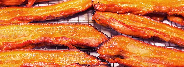 Bacon on a Tray