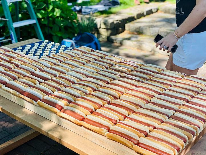 Hot Dog Board