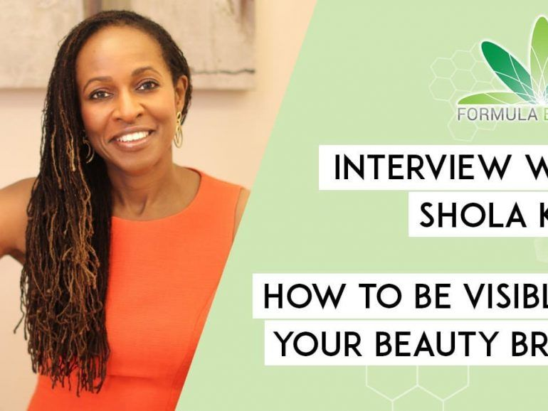 How to Become Visible in Your Beauty Brand
