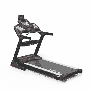 SOLE F80 Treadmill Back Left 2020