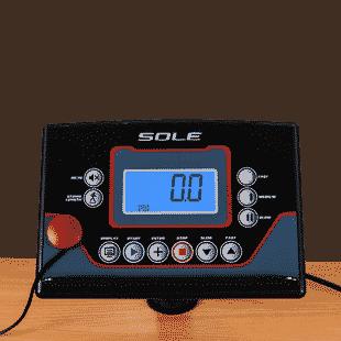 SOLE TD80 Treadmill Desk Console 2020
