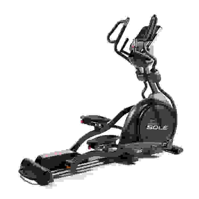 SOLE E95 Elliptical Back