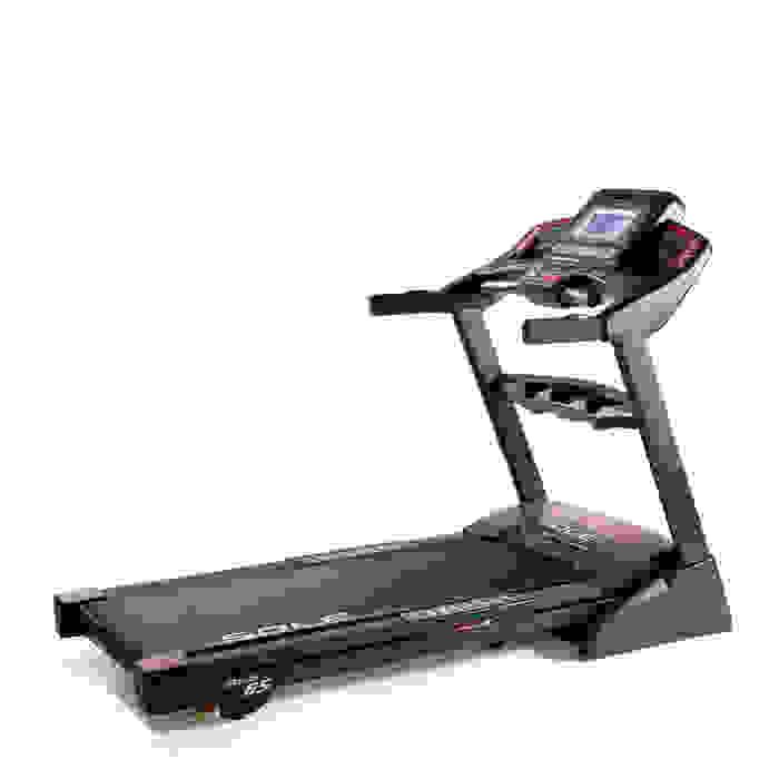 SOLE F65 Treadmill Back