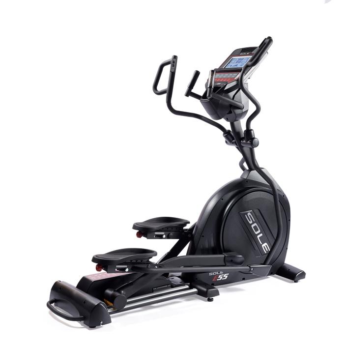 Elliptical Or Bike For Bad Knees: Sole Fitness: Sole E55 Elliptical