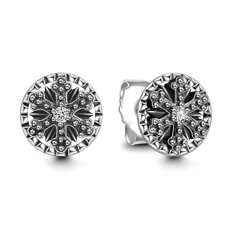 Buy Winter Snowflake Earrings for $19.95 in Soufeel store