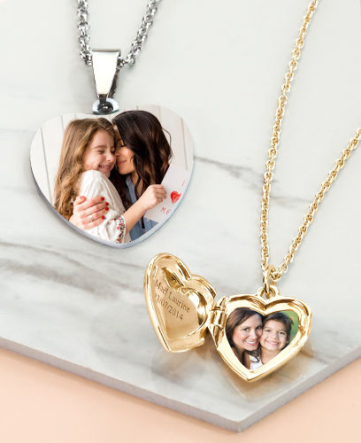 Photo Necklaces