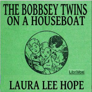Bobbsey Twins on a Houseboat