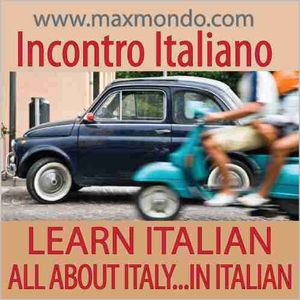 Maxmondo Incontro Italiano - Learn Italian !
