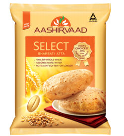 AASHIRVAAD SELECT ATTA 10 KG