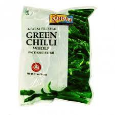 ASHOKA GREEN CHILLI 310GM