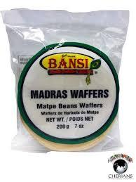 BANSI MADRAS WAFFERS 200GM