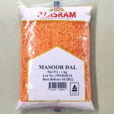 PARSRAM MASOOR DAAL 1 KG