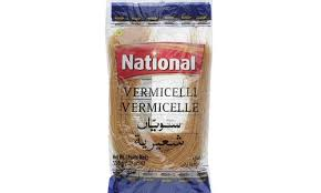 VERMICELLI NATIONAL 150 GM